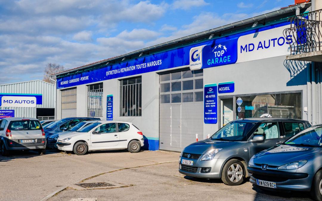 Les services de votre garage auto à Épinal