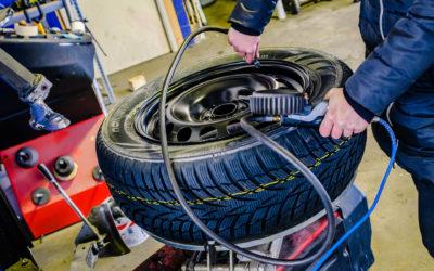 S'équiper en pneus hiver